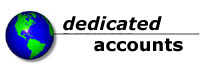 [Dedicated Accounts]